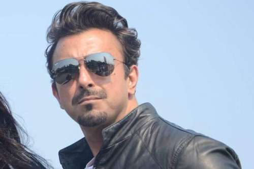 اداکار شان اپنی نئی فلم'' گدھ'' ..