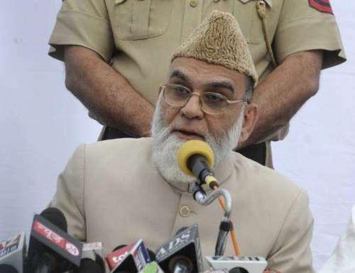 مسلمان وزیر نے شاہی امام احمدبخاری ..