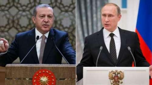 روسی صدر کا دوسری بار بھی ترک ..