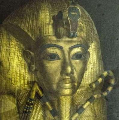 فرعون مصر توتخ آمون کا مقبرہ ..