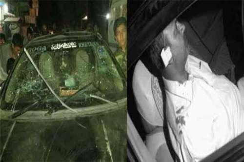 کراچی: جماعت اسلامی کی ریلی پر ..