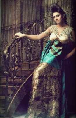 """فلمسٹار ثناء ترکی کی فلم """"زہر .."""