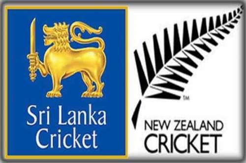 سری لنکا 3 دسمبر کو نیوزی لینڈ ..