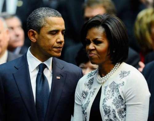 مسائل کا انبار ، مشیل نے اوباما ..