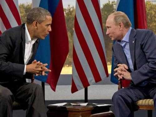 امریکی اور روسی صدور کی اہم ملاقات ..