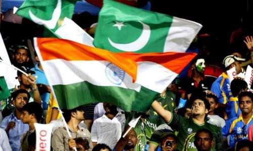 پاک بھارت کرکٹ سیریز کے انعقاد ..
