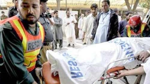 اسلام آباد : ٹریفک حادثہ میںماریشس ..
