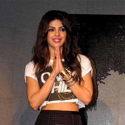 پریانکا چوپڑا ، شاہ رخ خان اور ..