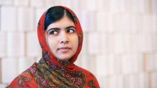 ملالہ یوسفزئی سال کی دوسری اہم ..