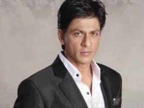 شاہ رخ کیلئے گلوبل آئکون2015 کا ..