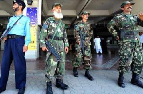 اسلام آباد : یونان کا چارٹر طیارہ ..