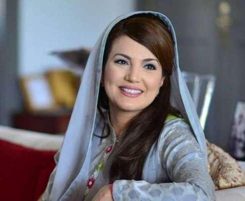 """ریحام خان نجی ٹی وی پر """"تبدیلی .."""
