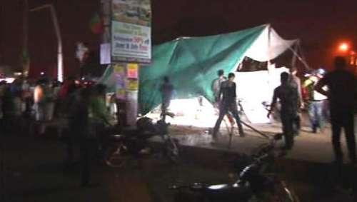 کراچی میں بلوچ کالونی میں ایم ..