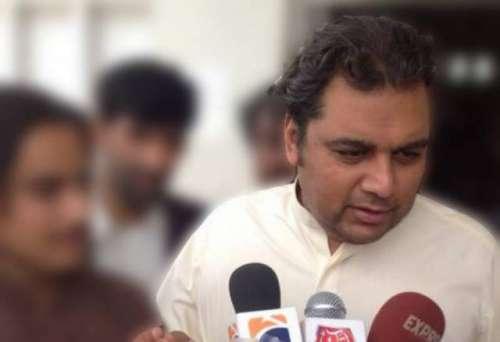 تحریک انصاف کراچی کے آرگنائزر ..