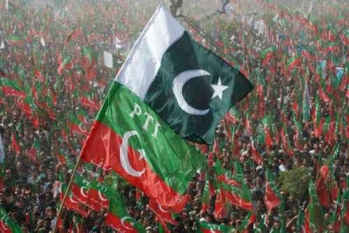 تحریک انصاف کا کراچی میں پہلا ..