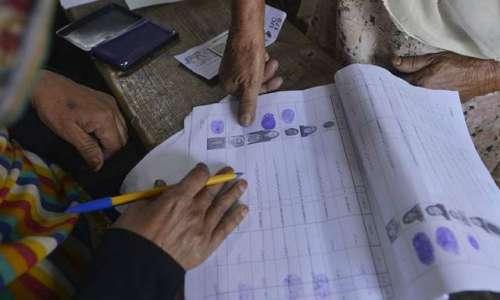 کراچی:بلدیاتی انتخابات، بڑے ..