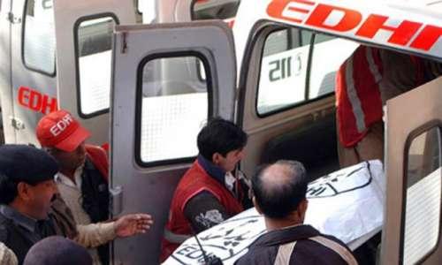 کراچی : وفاقی وزیر  حفیظ پیرزادہ ..