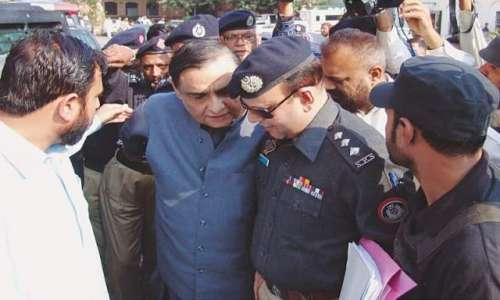 کراچی : انسداد دہشتگردی کی عدالت ..