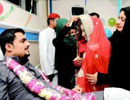 کراچی : دل کے اسپتال میں دو دل ..
