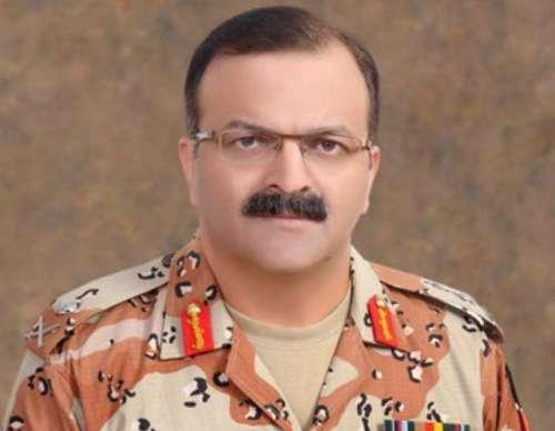 کراچی : ڈی جی رینجرز کی زیر صدارت ..