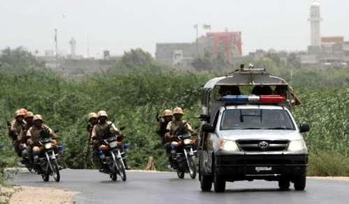 کراچی ،حساس اداروں نے شدت پسند ..