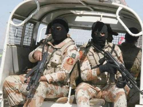 فوجی قیادت نے سندھ میں رینجرزکو ..