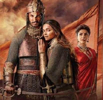 """بھارتی فلم """"بھاجی راؤ مستانی""""کو .."""