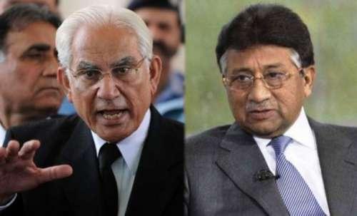 کراچی : سابق صدر پرویز مشرف نے ..