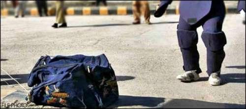 کراچی : اتحاد ٹاؤن میں ایک مشکوک ..