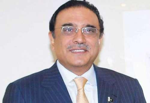 سابق صدر آصف علی زرداری نے'محفوظ' ..
