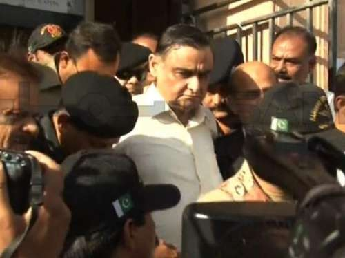 ڈاکٹر عاصم حسین کے وکیل کا سندھ ..