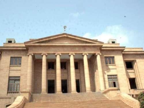 کراچی : سندھ ہائی کورٹ میں توہین ..