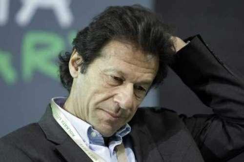 کراچی : پی ٹی آئی چئیر مین عمران ..