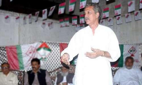 کراچی کے نامزد مئیر ایم کیو ایم ..