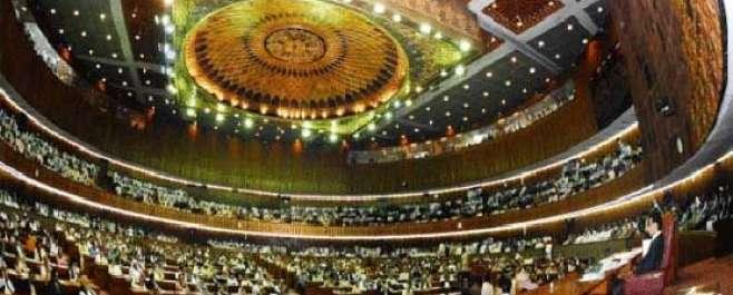 قومی اسمبلی کے بعد سینیٹ نے بھی آئین میں اکیسویں ترمیم اور آرمی ایکٹ ..