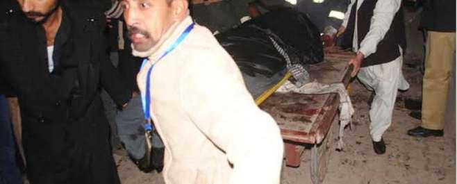 راولپنڈی ،امام بارگاہ عون محمد میں محفل میلاد پر خود کش حملہ 8 افراد ..