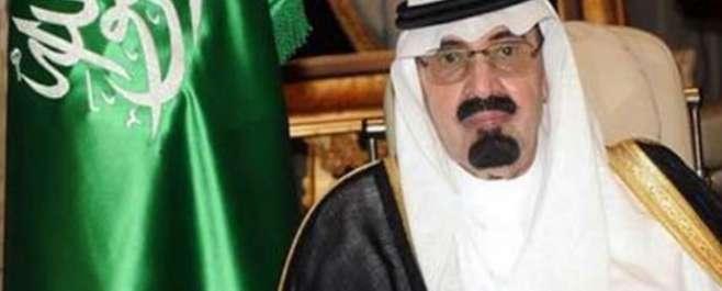 سعودی فرماں روا شاہ عبداللہ انتقال کرگئے