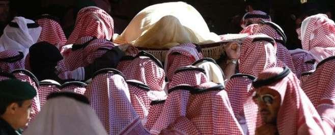 سعودی فرماں رواشاہ عبداللہ کی نماز جنازہ اداکردی گئی، شہزادہ سلمان ..