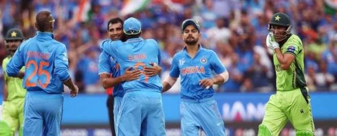 ورلڈ کپ 2015ء، پاکستان نے میگا ایونٹ میں بھارت سے ہارنے کی روایت جاری ..