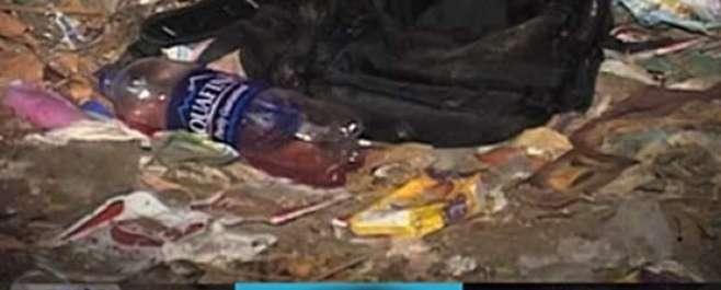 کراچی :دہشتگردوں نے طالبعلم کو اغوا کے بعد آگ لگا دی