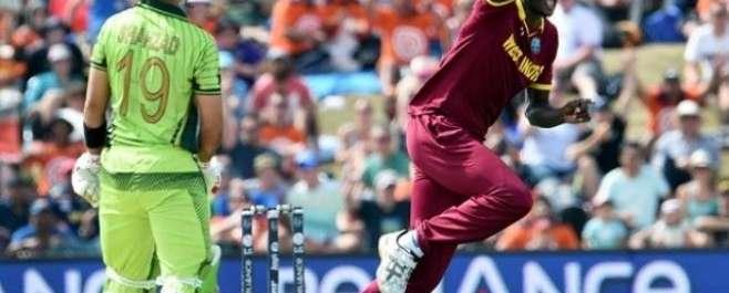 کرکٹ ورلڈ کپ ، ویسٹ انڈیز کے ہاتھوں پاکستان کو عبرتناک شکست