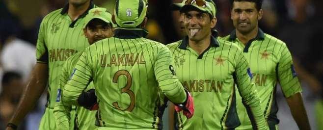 ورلڈ کپ2015،زمبابوے کو شکست دے کر پاکستان نے پہلی کامیابی حاصل کرلی، ..