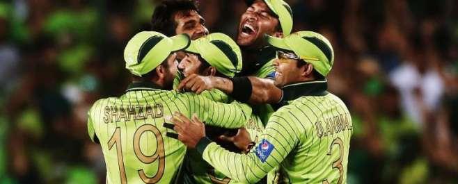 ورلڈکپ2015،پاکستان نے جنوبی افریقہ کو 29رنز سے شکست دیدی