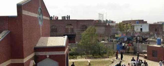 سانحہ یوحنا آباد ، سول سوسائٹی اور وکلا کی جانب سے آج یوم سیاہ کا ..