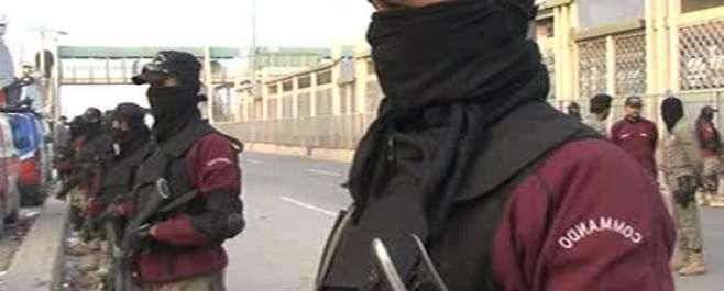 یوحنا آباد میں بھاری نفری تعینات، رینجرز نے امر سدھو سے کاہنہ تک سڑک ..