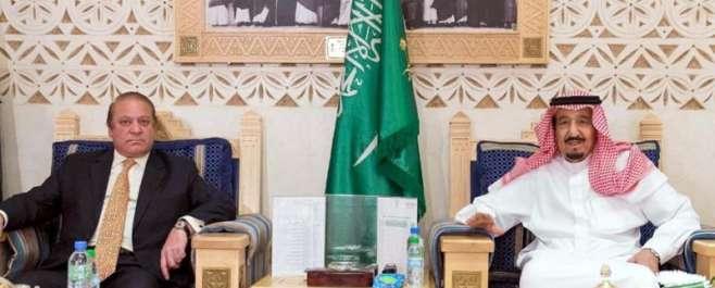 وزیر اعظم کی سعودی قیادت سے ملاقات ٗ سعودی عرب کی خود مختاری، علاقائی ..