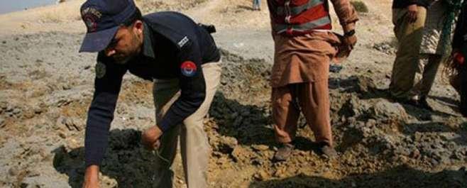 سبی میں بم دھماکا، 4 ہلاک