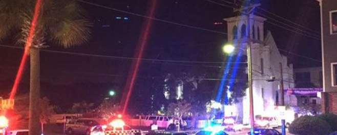 کیرولینا :چارلسٹن کے چرچ میں فائرنگ ، 8 افراد ہلاک ،حملہ آور فرار