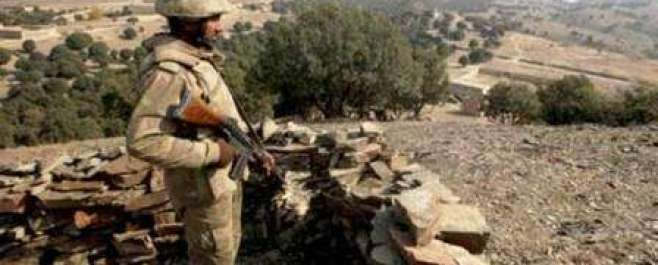 خیبر ایجنسی میں افغان دہشتگردوں کا راکٹ حملہ، 4 جوان شہید