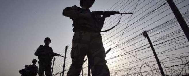 سیالکوٹ : ورکنگ باونڈری پر بھارتی جارحیت کا سلسلہ جاری،